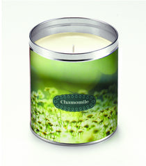 Chamomile Flowers Candle