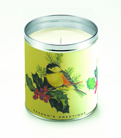 Rosemary Bird Candle