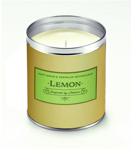 Apothecary Lemon Candle