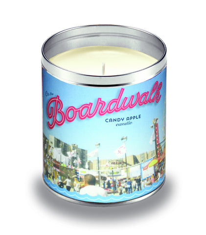 Boardwalk Candy Apple Candle