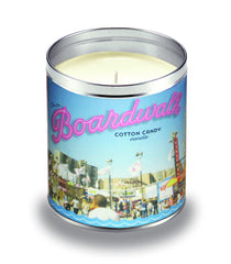 Boardwalk Cotton Candy Candle