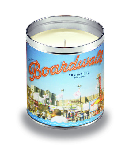 Boardwalk Creamsicle Candle