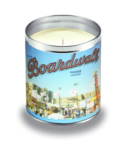 Boardwalk Fudge Candle