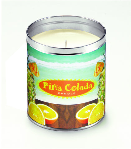 Pina Colada Cocktail Candle