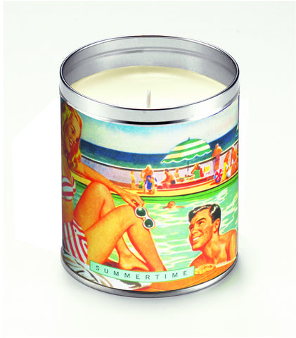 Summertime Poolside Candle