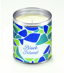 Kate's Beach Glass Candle