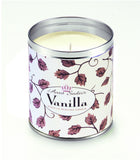 Vanilla Leaves Candle