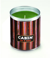 Cabin-in-a-Can Candle