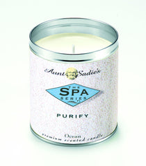 Spa Purify Candle