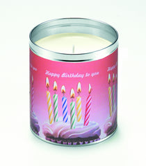 Happy Birthday To You Candle