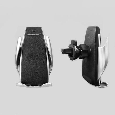 Automatic clamping Wireless Car Charger Mount - LuckyForest