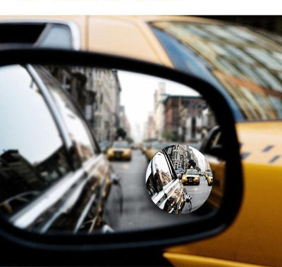 Blind Spot Removal Mirror (2pcs) - LIMITED STOCK! - LuckyForest