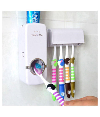 Automatic Toothpaste Dispenser - LuckyForest
