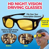 HD Night Vision Driving Glasses - LuckyForest