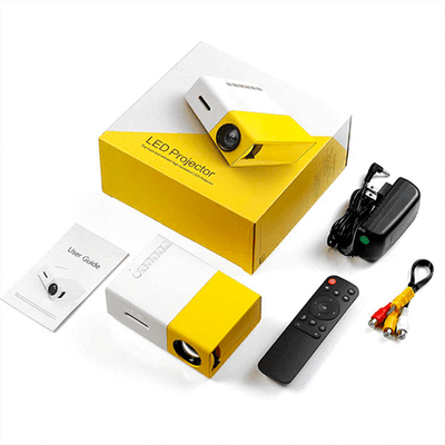 Lumipal Ultra Portable Pocket Projector - LuckyForest