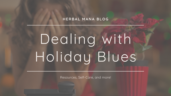 Dealing with Holiday Blues