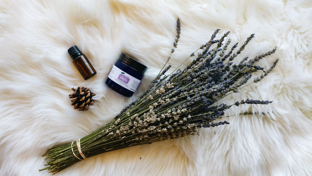 Lavender Essential Oil + DMSO: Uses and Benefits – Herbal Mana LLC