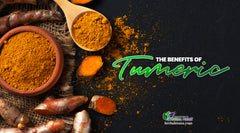 Turmeric Health Benefits & Turmeric Essential Oil Benefits
