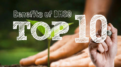 Top 10 Benefits of Using DMSO (for humans)
