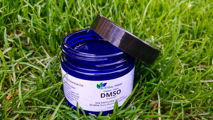 What is DMSO?