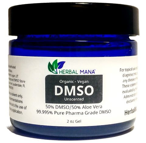 How to Apply DMSO Topically – Herbal Mana LLC