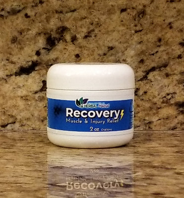 Recovery Cream (Muscle & Injury Relief Blend)