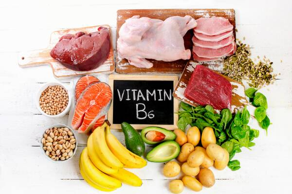 Vitamin B6 Foods for Immune System