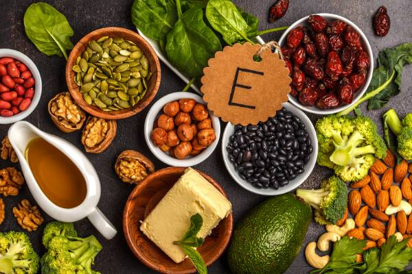 Vitamin E Foods for Immune System