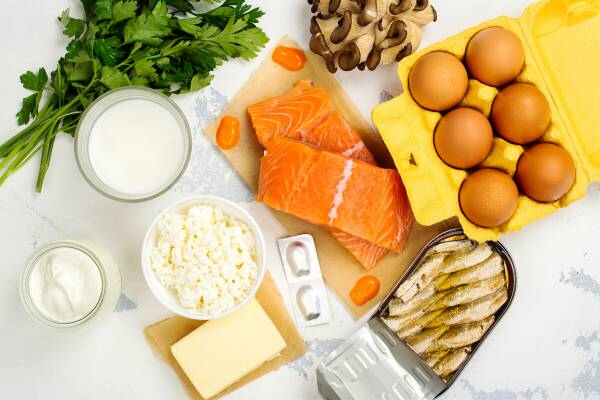 Vitamin D Foods for Immune System