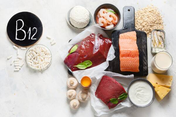 Vitamin B12 Foods for Immune System