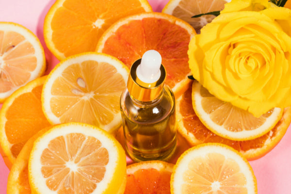 baby safe essential oils what you can use diffuse orange lemon slice with yellow rose and oil