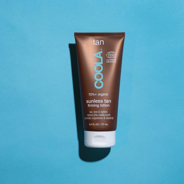 Coola Organic Gradual Sunless Tan Firming Lotion - Room— 9