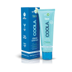 Coola Moisturising Face SPF 30 Organic Sunscreen Lotion - Room— 9