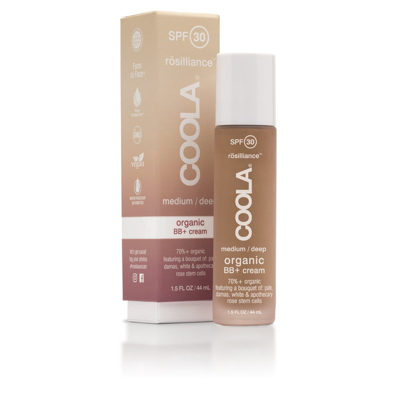 Coola Mineral Face SPF 30 Rōsilliance® Tinted Organic BB+ Cream - Room— 9