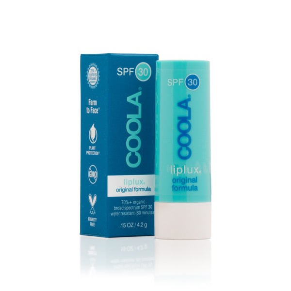 Coola Liplux® SPF 30 Organic Lip Sunscreen - Room— 9