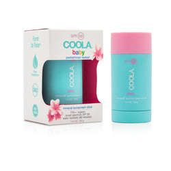 Coola Mineral Baby SPF 50 Organic Sunscreen Stick - Room— 9