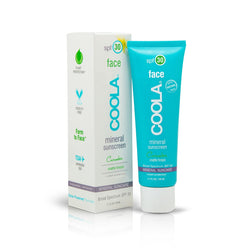 Coola Mineral Face SPF 30 Cucumber Matte Finish Moisturiser - Room— 9