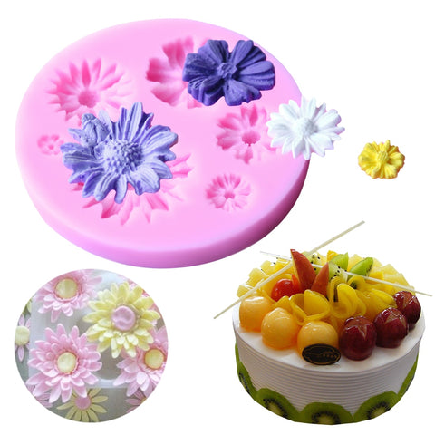 Cake Cooking Tools 1PC Silicone Cake