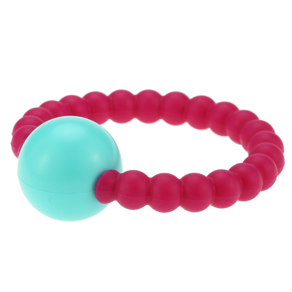 Silicone Bracelet Bangles with Round