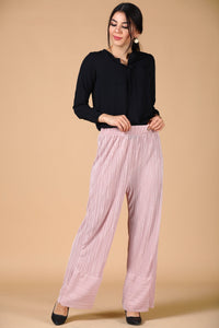 Lycra Waist Powder Pants