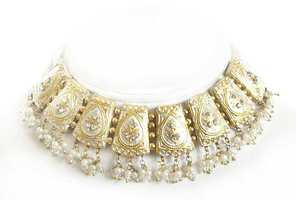 Mughal Lakh Necklace