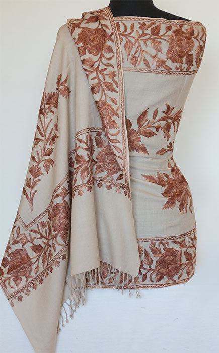 Indian shawl from Heritage Trading