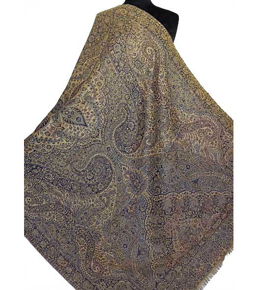 Jamavar, Indian wool shawls