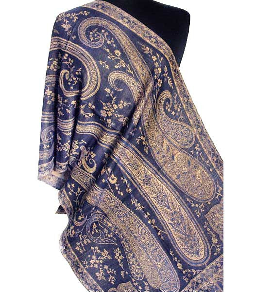 Paisley scarf from India