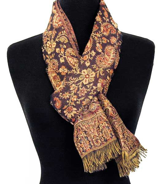 Reversible Indian Scarf
