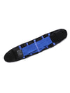 Colorful High Stretch Waist Trimmer Sweat Slim Belt For Sports-Sapphire Blue 3