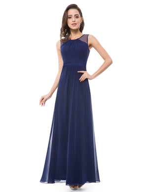 Ever-Pretty Women's Elegant Sleeveless Long Evening Party Dress EB22478