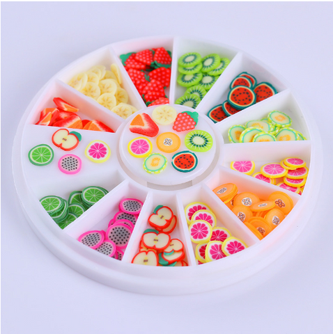 150 Pcs 3D Nail Decorations