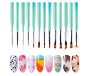 Nail Art Painting Brush