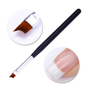 1 Pc Nail French Brush UV Gel Nail Painting Drawing Pen
